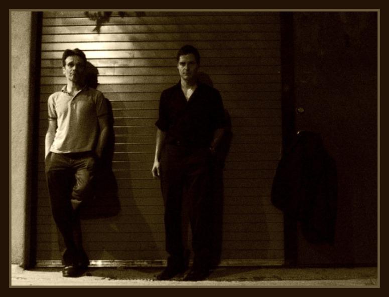 Joe Albanese and John Carpenter 2010