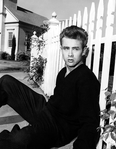 Inspirational Quotes ~ from James Dean & Various Notables (5/6)