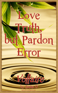 Truth and Error Voltaire Quotes