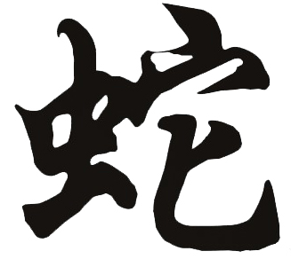 Chinese Symbol for the Year of the snake
