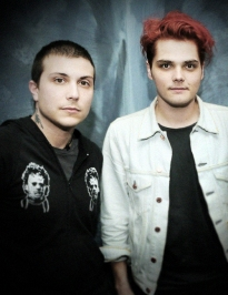 Gerard and Frank