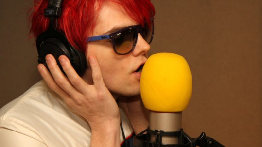 Gerard live lounge session