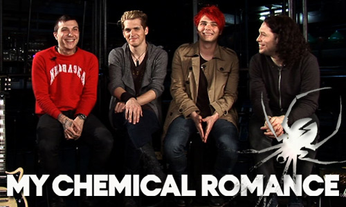 101 Things you need to know about MCR's 'Conventional Weapons' (1/6)