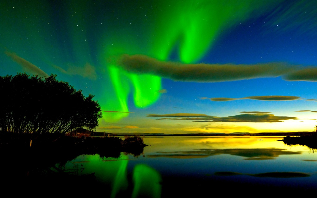 Auroras: What makes them happen?
