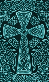 a lovely celtic iphone wallpaper