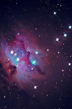 'Running Man' Nebula