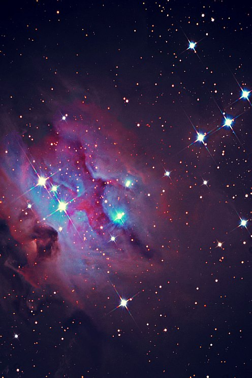 'Running Man' Nebula
