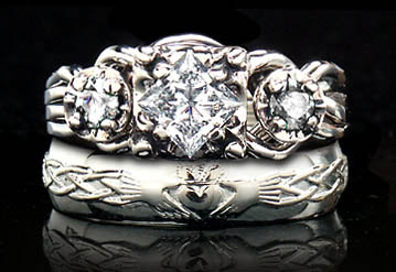 Stunning Engagement Set, and Many more at the Crystal Realm: (Link with this Picture)