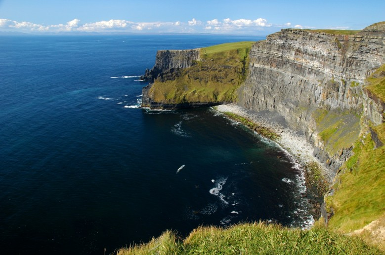 Cliffs of Moher to the South