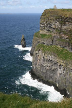 Cliffs of Moher, Ireland, Highest Cliffs in Europe.