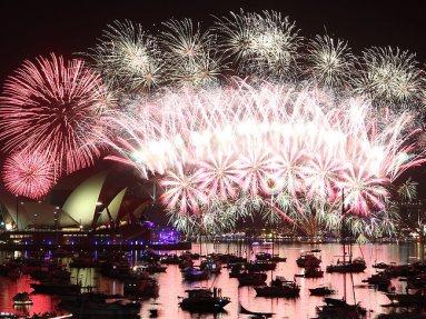 Sydney Australia, New Years Eve