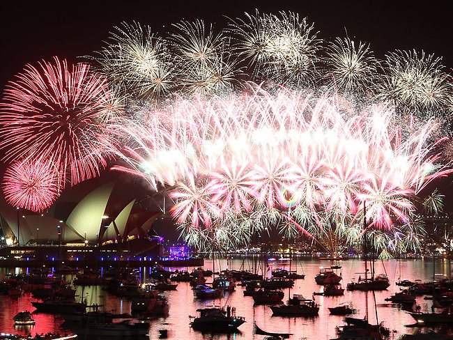 Sydney Australia, New Years Eve