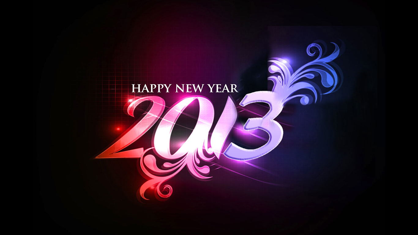 a HAPPY NEW YEAR 2013 WALLPAPER xnys1