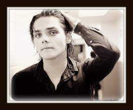 My Edit of a Gerard Pic Backstage