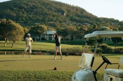 Golf at the Hyatt Coolum