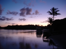 Tranquil by Noosa River