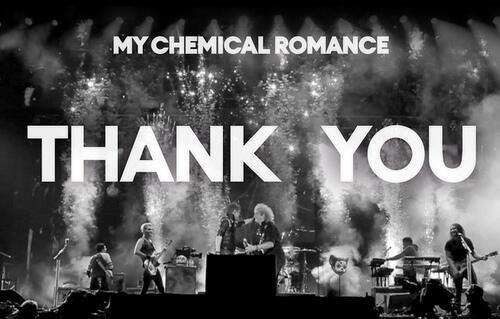 Thank You MCR