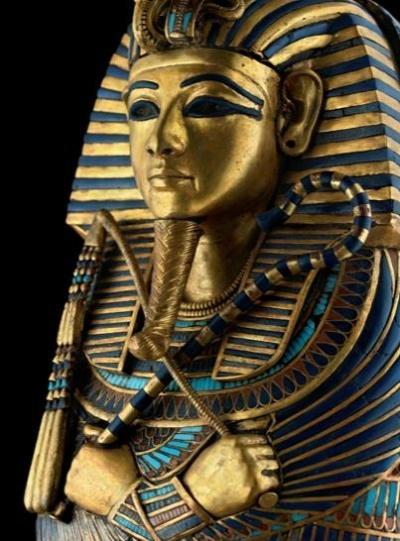 King Tutankhamun – Apanache King Tut