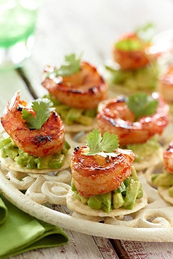 Spicy Shrimp and Zesty Avocado