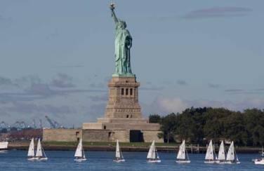New-York-City-Harbor-Statue-of-Liberty