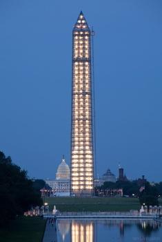 Washington Monument by Ian Livingston