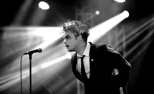 Gerard Way b/w