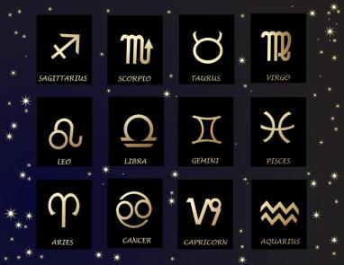 Star Sign Symbols 2015