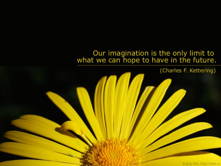 our imagination