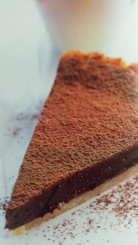 Gourmet Chocolate Tart