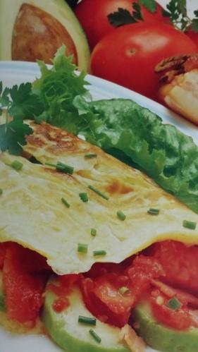 Springtime Omelette