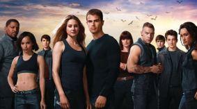 Divergent cast 2014