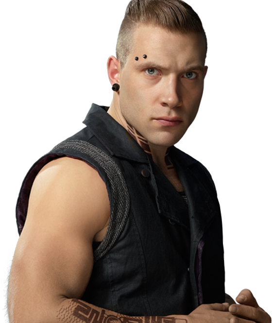 Jai Courtney as_eric in Divergent
