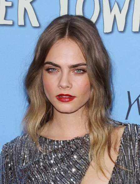 Cara Delevingne, July 21, NYC (Photo by Jim Spellman/WireImage)