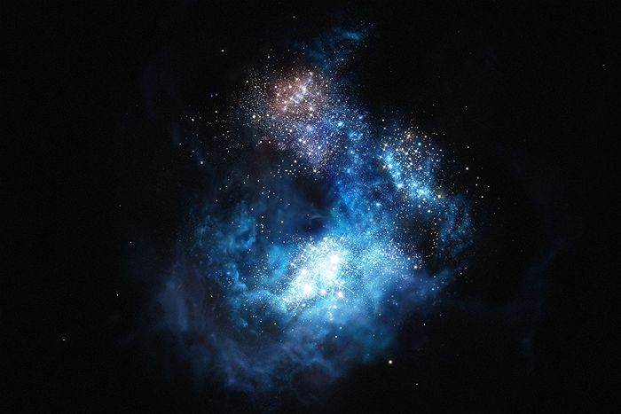 Universe first stars