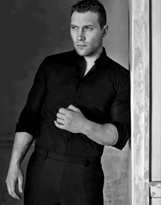 Jai Courtney for Mens Style Magazine Australia - Spring -2016 a