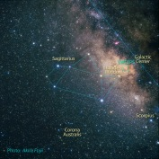 Sagittarius-constellation-Baades-Window-and-the-Teapot