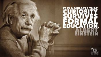 einstein-curiosity-survives