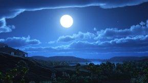 sky-shiny-moon-night