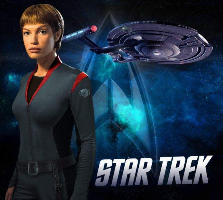 Joelene Blalock as T'Pol